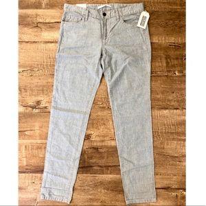 NWT Joe's Jeans Slim Fit Weekender Pants in Sky